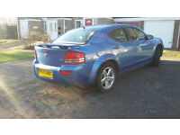 2009 Dodge Avenger, 2.4 Petrol, Tested, Only 33,000 Genuine Miles, Automatic, Ready To Drive Away.