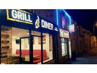 Takeaway restaurant for sale in Greater Manchester, Bolton