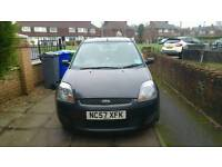 Ford Fiesta Style, 1.4L TDCi, 11 month MOT, £35 road tax, 83k miles