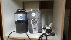 Insinkerator and hot tap