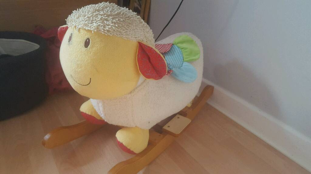 Elc rocker sheep