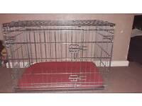 PAH small dog crate - double door