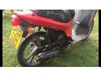 Honda sh 50 moped