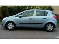 Vauxhall Corsa 1.2 5 door hatchback