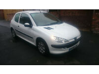 PEUGEOT 206 1.4 HDi GREEN 30 road tax