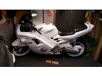 WANTED:; damaged or old motorbikes