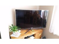 TV Samsung 3D 46'' and Blu-ray