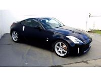 2004   NISSAN 350Z   3.5   1 YEAR MOT   BOSE   LEATHER SEATS   IMMACULATE CONDITION