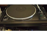 Dual CS505-3 Turntable: Good condition but not turning