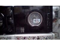 Russell Hobbs tumble dryer (black) perfect condition.