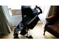 Quinny Zapp 3 wheel stroller