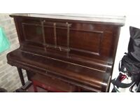 Upright Piano - Crane and Sons Ltd.
