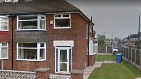 WOW CORNER 3 BED SEMI DETACHED FAMILY HOME SALE MANCHESTER