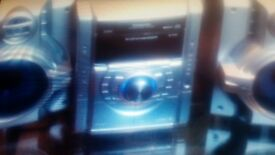 Panasonic hifi 5 cd changer in good condition.