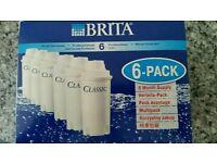 Brita classic filter packet of 6