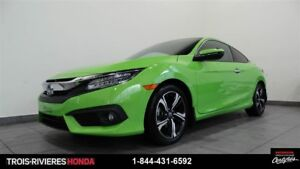 2017 Honda Civic Touring GPS cuir mags toit ouvrant