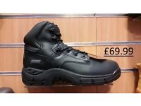 Magnum Men's Precision Sitemaster Composite Toe & Plate Waterproof Safety Boots £69.99