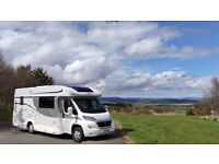 Motorhome Campervan hire ( Dumbarton and Dundee depot's) NC 500 staycation touring holiday