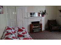 Attractive newly redecorated first floor studio flat - priced to let