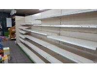 Shop Shelving Approximately 14 Meters