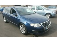 BARGAIN 2008 VW PASSAT TDI SPORT NEW SHAPE £1795 PX WELCOME CHEAPEST ABOUT