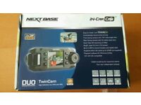 NEXTBASE Duo Twin Cam with GPS