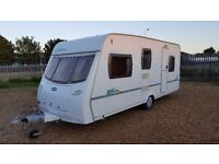 LUNAR ZENITH 5 BERTH WITH AWNING 2004