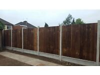 Fence, arch, gazebo, patio, decking building and repair