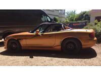 Mazda mx5 1.8 1999 cash/swaps