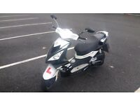 Peugeot Speedfight 3 125cc not gilera sinnis lexmoto aprilia scooter moped