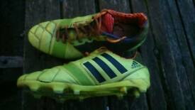 Mens Adidas boots size 11