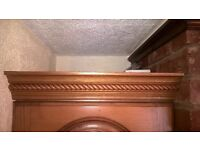 WANTED WANTED rope design kitchen cornice for above kitchen cupboards MFI