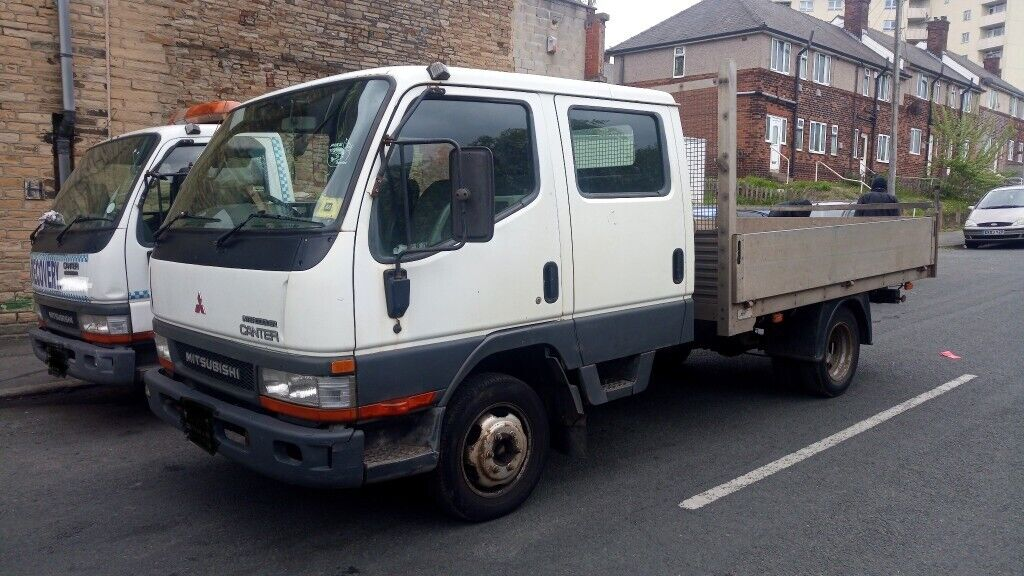 *BREAKING* Mitsubishi Canter Fuso 3 0Diesel 4M42 Complete Engine & Cab,  Doors, Gearbox   Please read | in Bradford, West Yorkshire | Gumtree