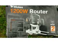 Router 1200w