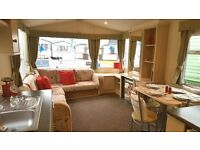 Cheap Static Family Caravan For Sale By The Sea Side