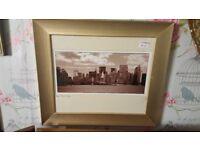 New York CityBlack & White Framed Photograph