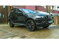Bmw x5 3.0I manual for sale