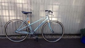 Peugeot ladies mixte bicycle