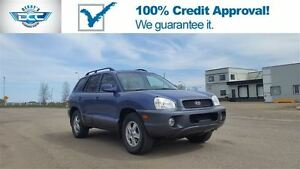 2003 Hyundai Santa Fe GLS AWD!! Amazing Value!!