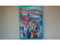 THE LEGO MOVIE WII U GAME FOR SALE