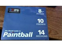 20 full-day IPG tickets + 1000 free ammo