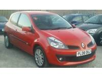 Renault Clio Dynamique 1.2 TCE 57K FSH WARRANTED MILES IMMACULATE