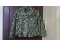 Girls Zara coat 9_10 years