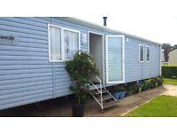 2013 Willerby Avonmore 3 Bed Static Caravan at Doniford Bay