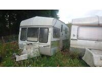 Classic caravan spares/repair £150/swap