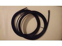 Naim NAC A5 Speaker Cable - 10m (2x 5m Pair) - Black, Unterminated