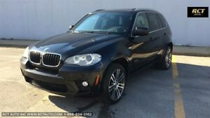 2012 BMW X5 M AWD 4dr 35i,M PACKAGE,NAVI-DVD-CAMERA DE RECUL,TOI
