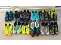 Football Boots and Trainers - Assorted