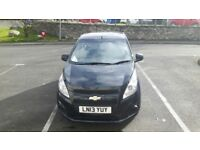 Chevrolet Spark 1.0 LS 5 door £30 tax, 55mpg