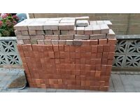 Anglian Red Rustic Bricks 73cm x140